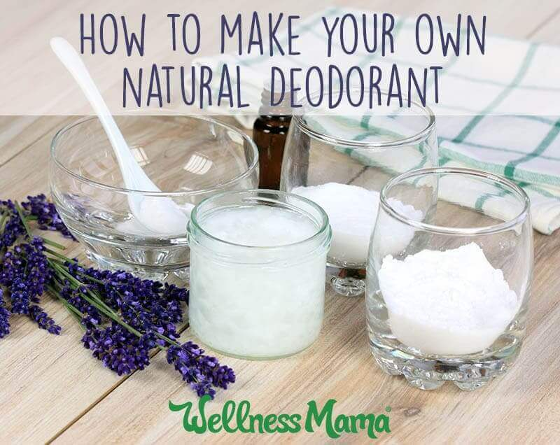 How to Make DIY Natural Deodorant that Works