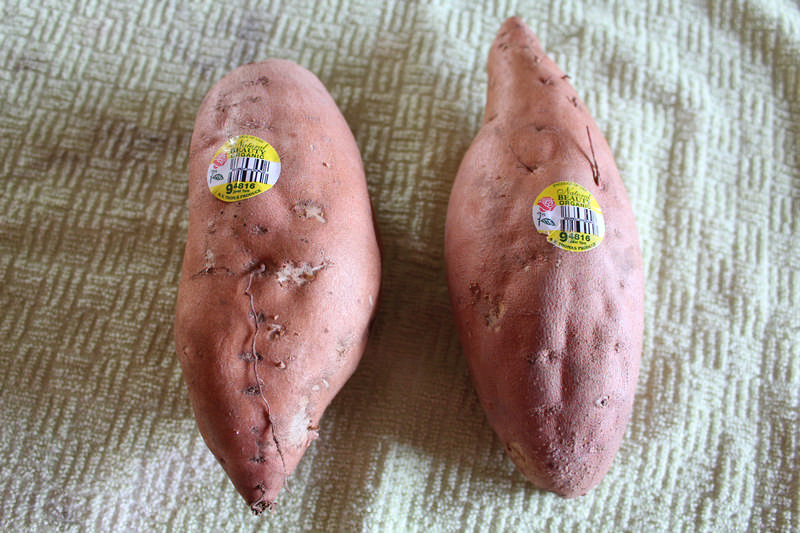 seed sweet potatoes