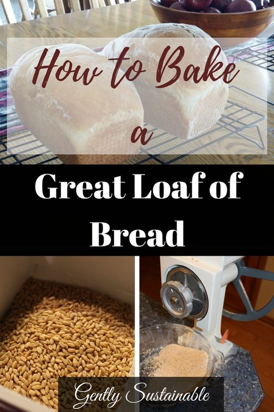 How to Make Easy, Homemade Bread