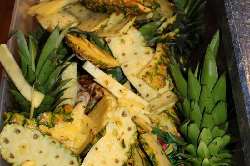 How to Make Easy Pineapple Jam