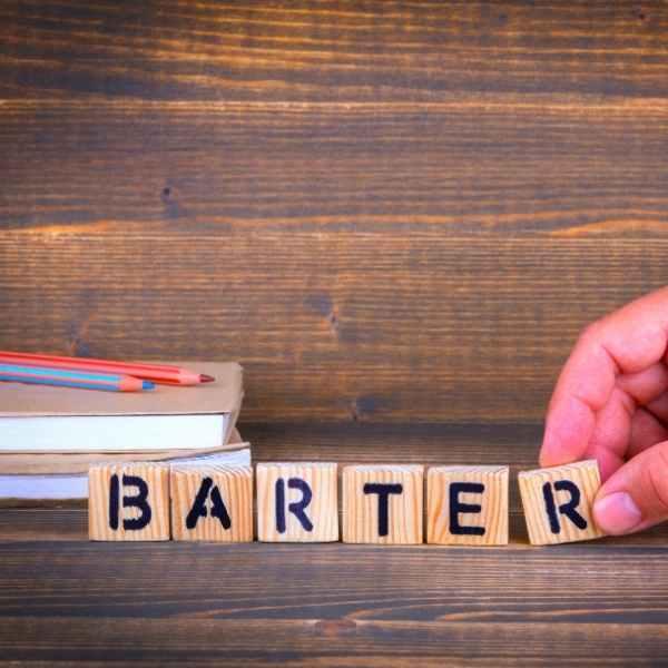bartering skills