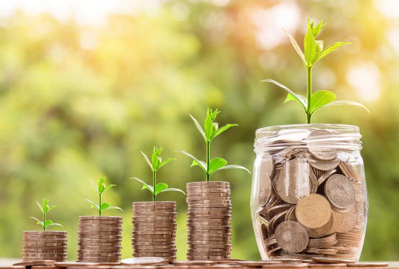 saving money to pay off debt