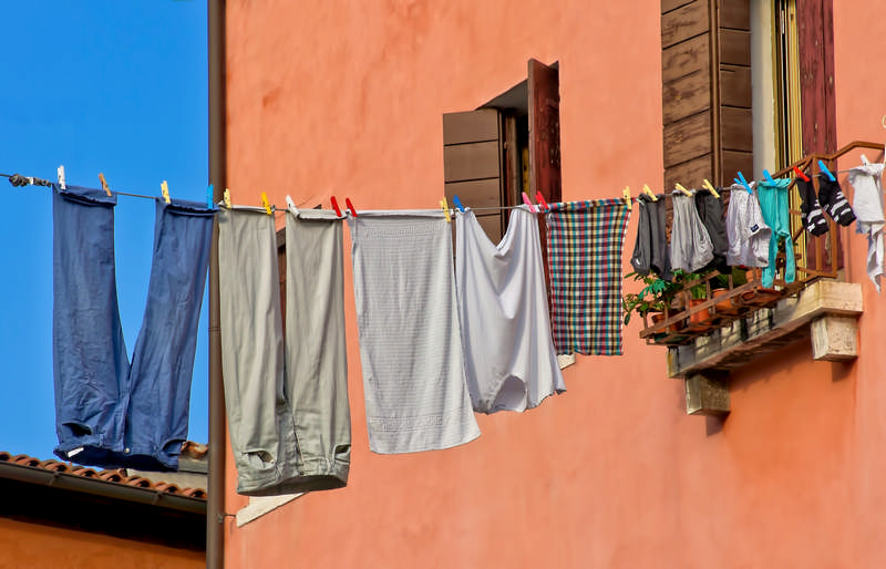6 Reasons You Should Line-Dry Your Clothes