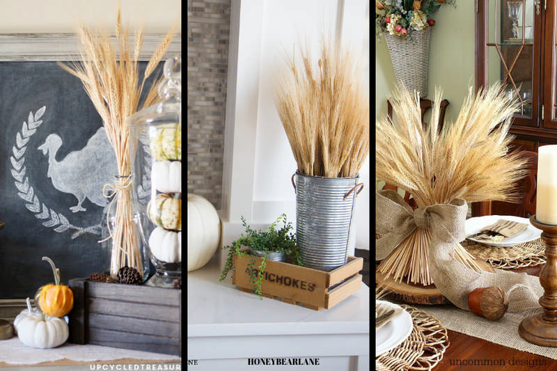 Natural Fall Decorating Ideas for Your Home
