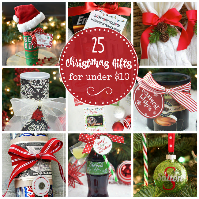 how to simplify Christmas gift giving