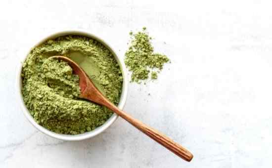 How to Make Green Super food Powder at Home