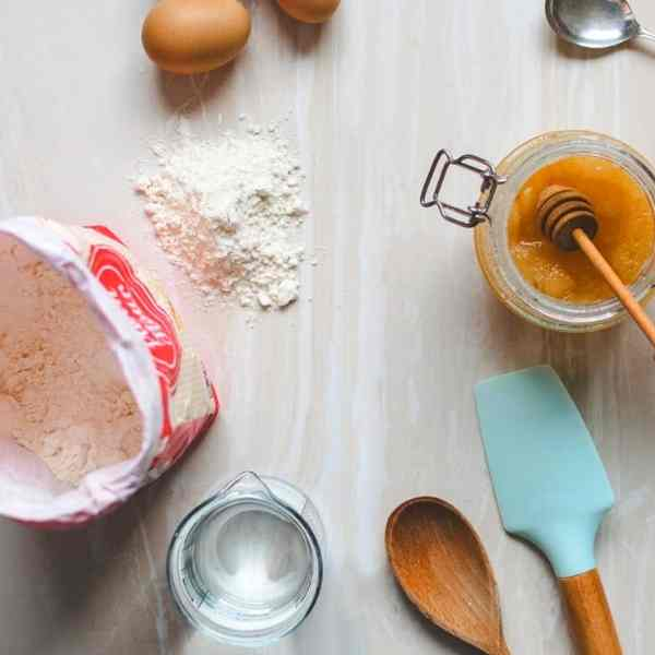 scratch ingredients to bake with