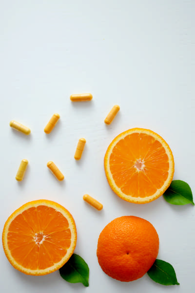 how to make vitamin c capsules DIY