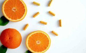how to make DIY vitamin c capsules
