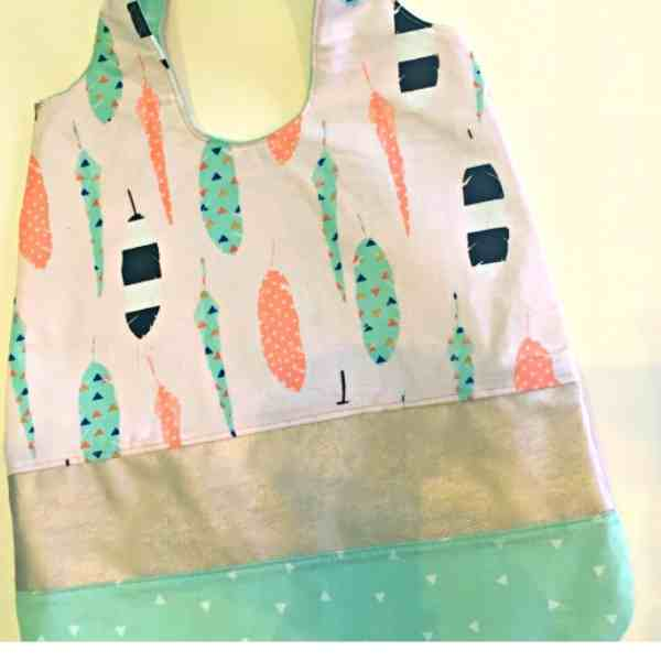 sew grocery bags