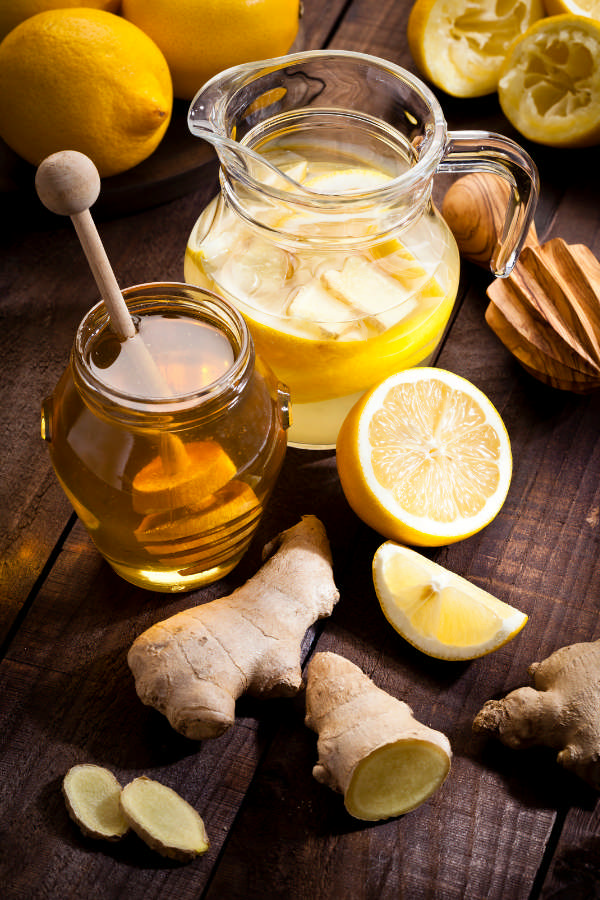 how to infuse honey