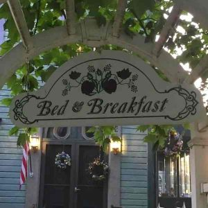 amish bed and breakfast