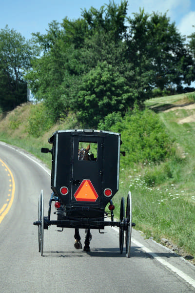 how to thrive like the amish during bad economic times during