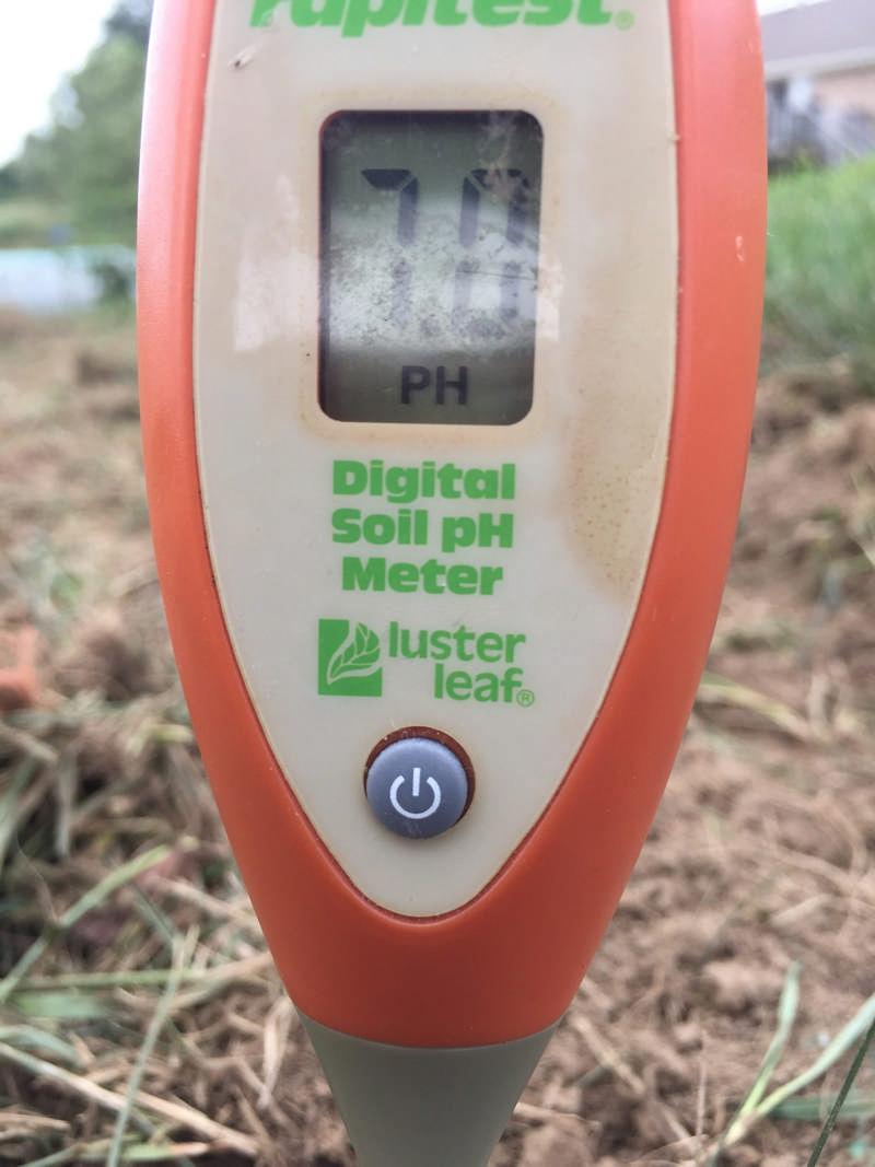 digital pH monitor