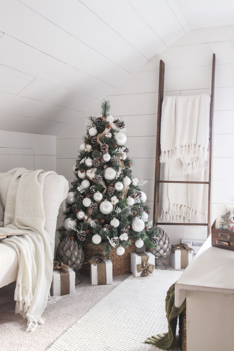 farm christmas tree ideas