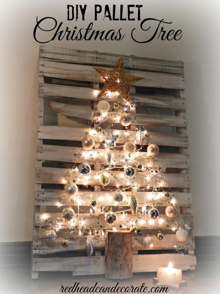 farmhouse tree ideas