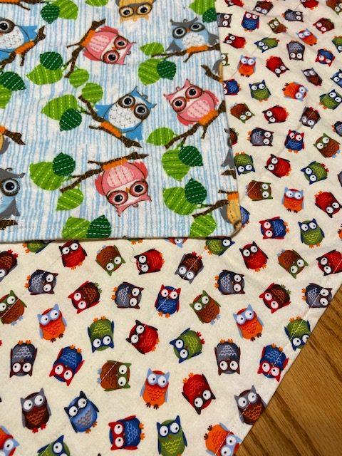 easy sew baby blanket