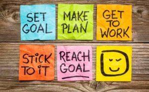 how to set homestead goals