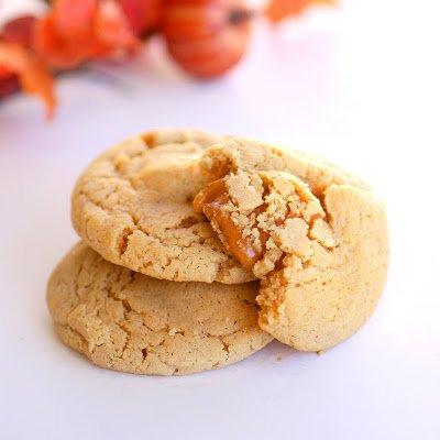 caramel apple cider cookie recipe