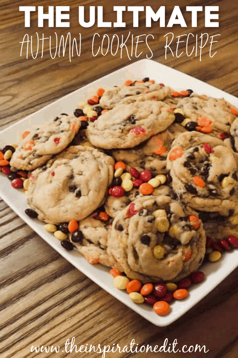 easy fall cookie recipes
