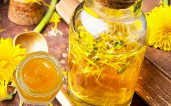 how to make dandelion oil and salve