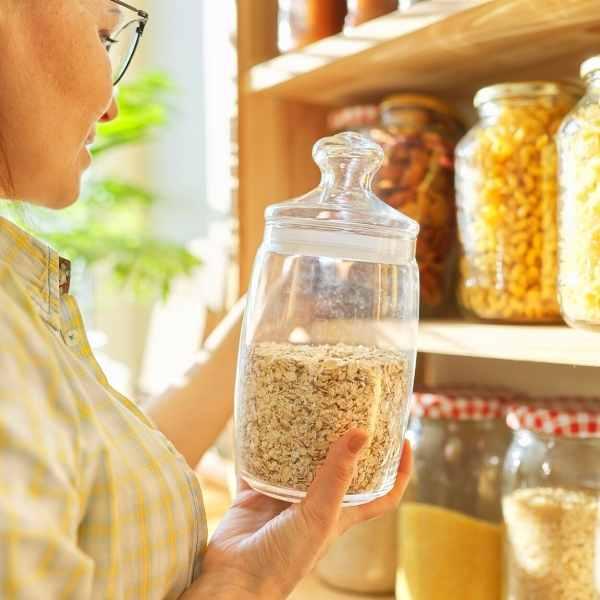 kitchen food pantry