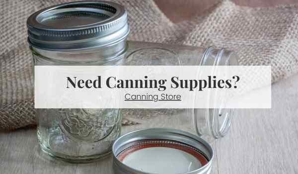 canning supply shop