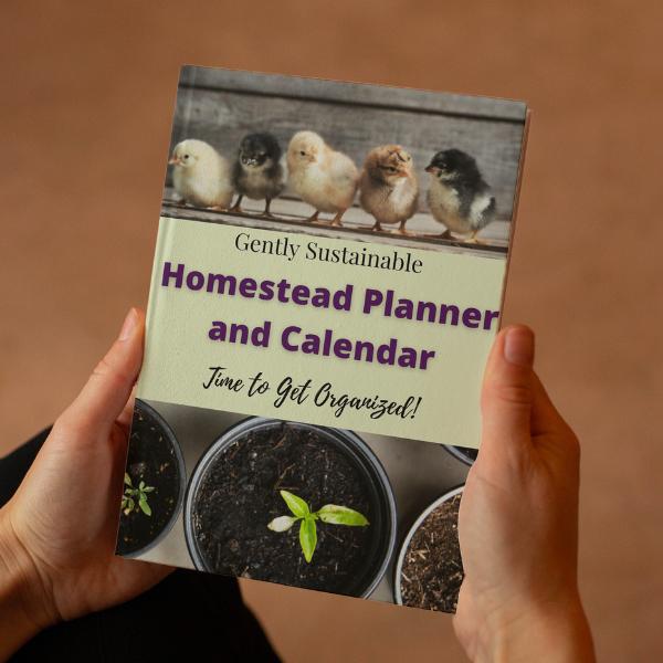 Homestead Planner and Calendar