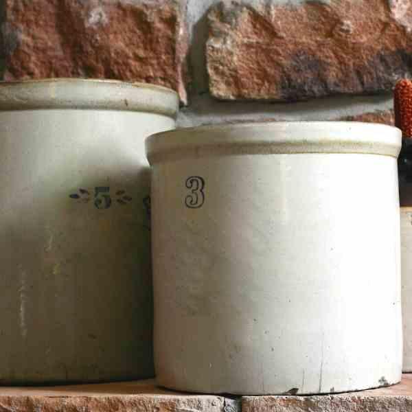 fermenting crocks